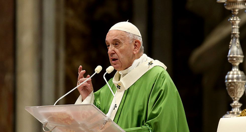 Papa Francisco anuncia introducción de 'un nuevo pecado' para contrarrestar el calentamiento global (Foto: Getty)