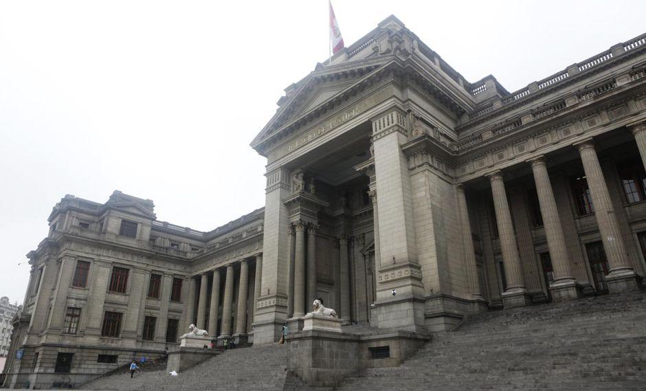 Jueces penales emitieron sus conclusiones tras pleno jurisdiccional. (Diana Chávez/GEC)