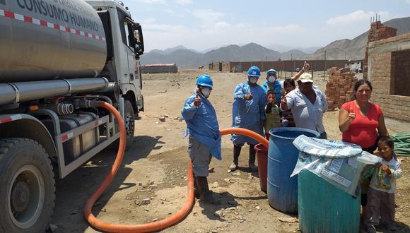 10 millones de peruanos de 22 regiones se beneficiarán (Foto: OTASS)