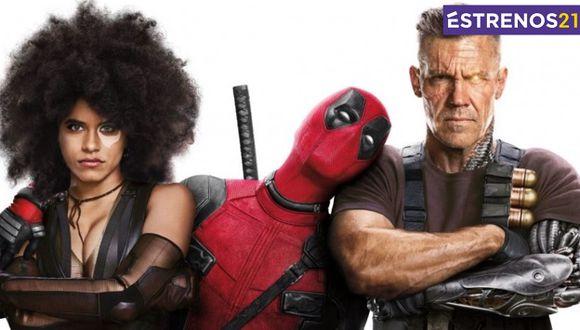 Estrenos 21: 'Deadpool 2' y lo nuevo de la cartelera para esta semana. (Perú21)