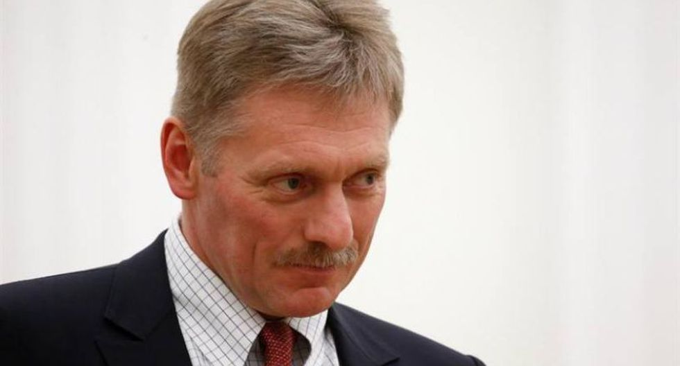 """El portavoz ruso Dmitri Peskov señaló que """"en los últimos años, la inteligencia estadounidense ha intentado reclutar de manera grosera a ciudadanos rusos"""". (Foto: EFE)"""