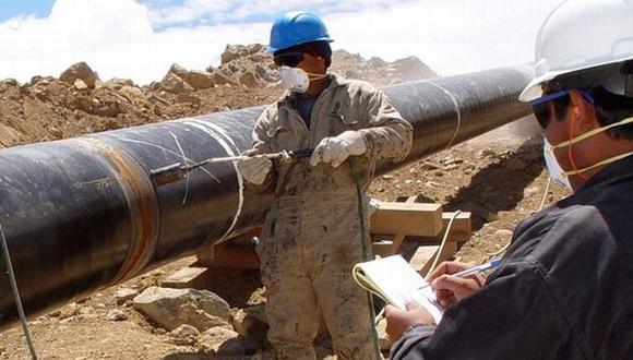 El Gasoducto Sur será clave. (Difusión)