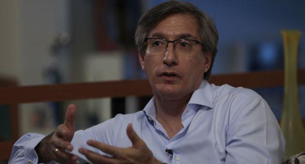 Federico Salazar le respondió a Magaly Medina. (Créditos: Perú21)