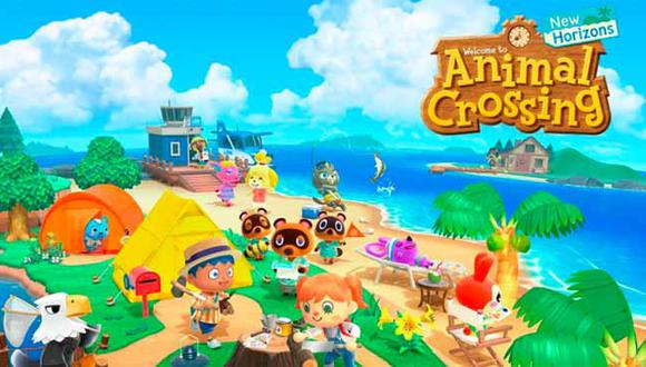 Lo nuevo de Nintendo, 'Animal Crossing: New Horizons', ya se encuentra disponible en exclusiva para Nintendo Switch.