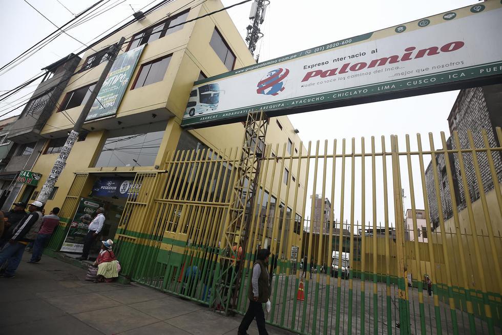 Empresa de transporte Palomino