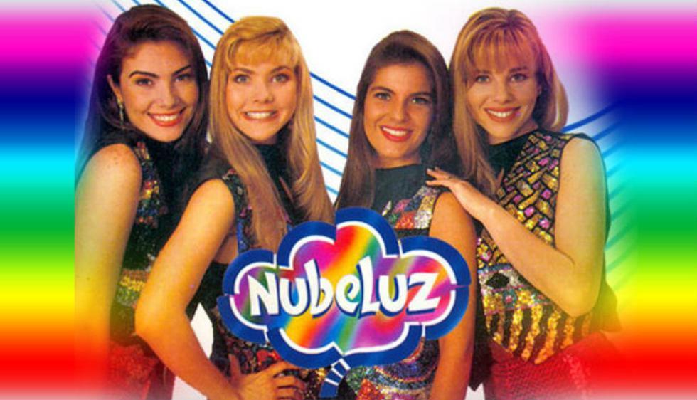 Nubeluz se emitió entre setiembre de 1990 y noviembre de 1996, a través de la señal de Panamericana Televisión. (Foto: Facebook/Nubeluz)