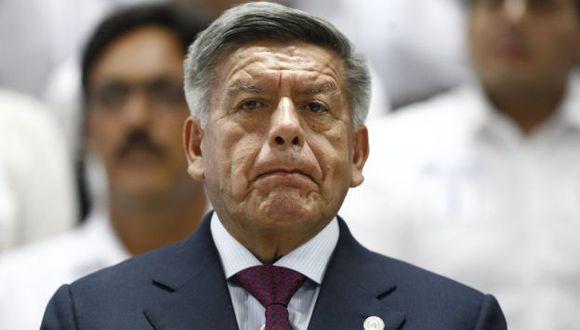 Fiscalía denunció penalmente a César Acuña por plagio. (Renzo Salazar)