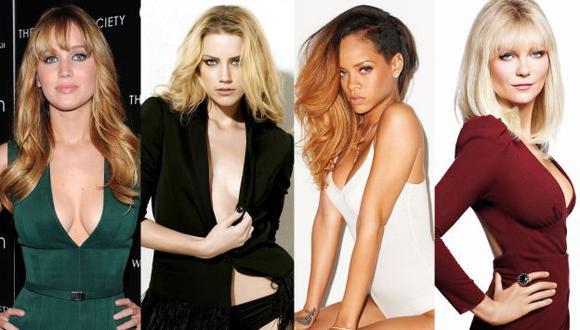 Jennifer Lawrence, Rihanna, Kirsten Dunst y Amber Heard se sumarían a la demanda. (Agencias)