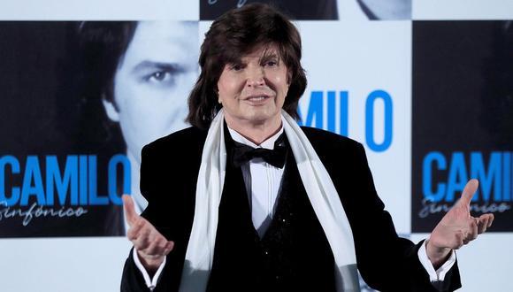 Camilo Sesto es uno de los personajes españoles con más éxito a nivel mundial. (EFE)