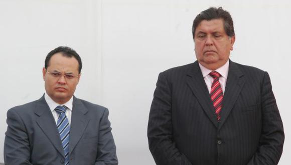Luis Carranza acompañará a Alan García a la reunión con el Ejecutivo. (Peru21)