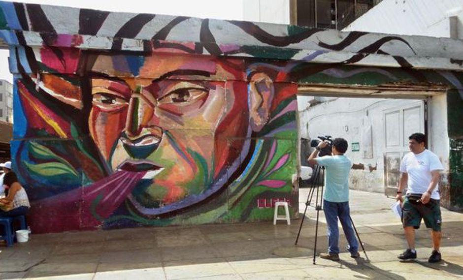 Olfer Leonardo Fernández fue el único artista que entabló procedimiento contra el alcalde y la comuna. (olferleonardo.blogspot.c