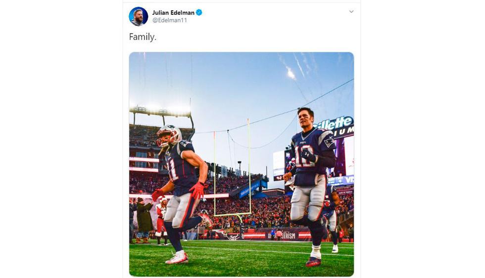 La despedida a Tom Brady