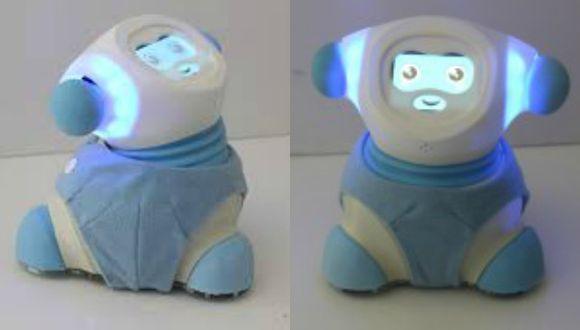 JARI, el robot que busca que los niños con Asperger tengan una mejor empatía con su entorno (Composición)