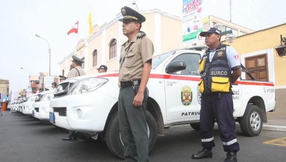 Buscar reforzar la seguridad. (Perú21)
