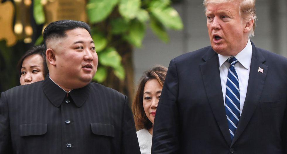 Las conversaciones entre Estados Unidos y Corea del Norte están estancadas, con un sombrío plazo hasta fin de año fijado por Pyongyang para que Washington haga algún tipo de concesión. (Foto: AFP)