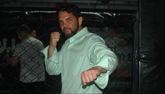 Nuevas imágenes reflejan el violento y sangriento episodio en el ataque contra Luis Miguel Llanos. (GEC)