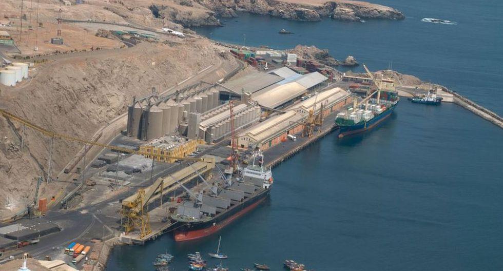 Se buscará proteger el Terminal Portuario Matarani. (Foto: GEC)