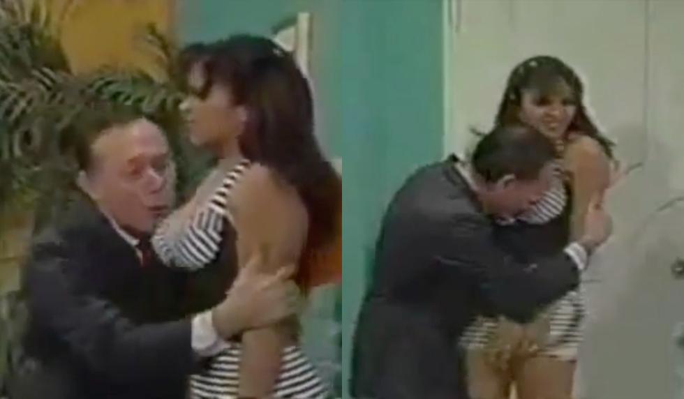 Clara Seminara denunció a 'Yuca', su ex compañero del 'Wasap de JB'. (Captura de pantalla)