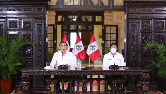 Zeballos reiteró sus observaciones a las últimas decisiones adoptadas por el Legislativo (Presidencia).