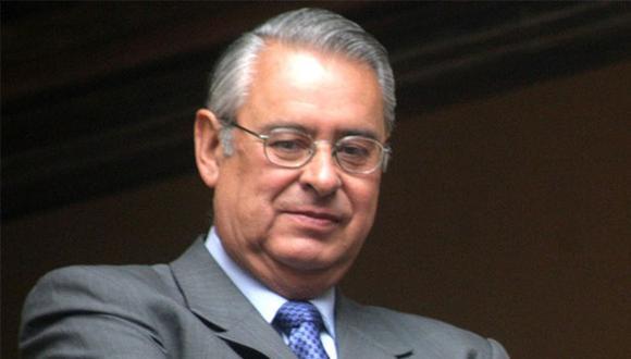 """Allan Wagner consideró """"positivo"""" que la Subcomisión de Acusaciones Constituciones haya anunciado que el 11 de enero se verán las denuncias presentadas contra Chávarry. (Foto: Agencia Andina)"""