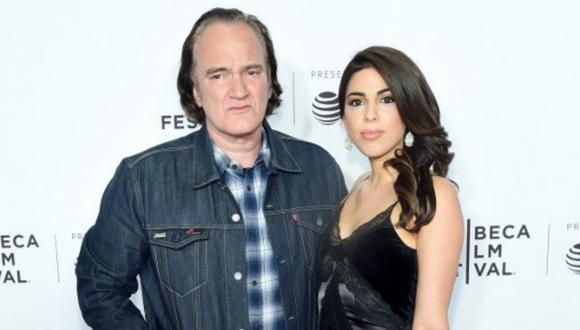 Quentin Tarantino contrajo matrimonio con Daniella Pick (Foto: Getty Images)