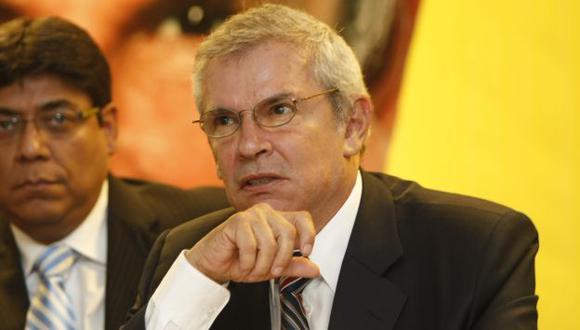 MANIOBRA. Castañeda quiere evitar a toda costa ir a juicio oral. (Perú21)
