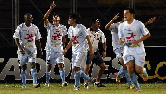 La 'máquina celeste' sorprende en la Copa Libertadores. (AP)