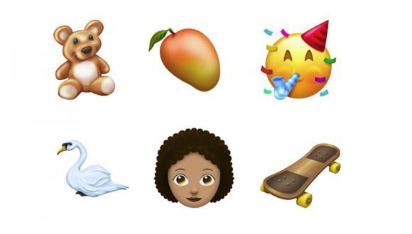 Estos nuevos símbolos estarán disponibles para iOS y Android. (Reuters)
