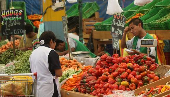 El índice de precios al consumidor se mantuvo casi estable en octubre. (USI)