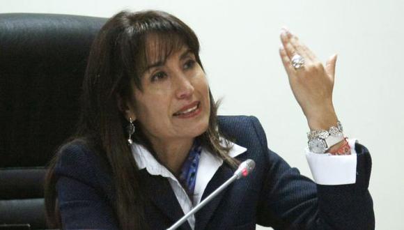 Silva estuvo en el Congreso. (Nancy Dueñas)