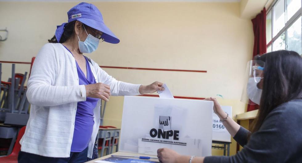 Más de 88 países se han visto forzados a realizar elecciones durante la pandemia. Perú se sumará a la lista la próxima semana. (Foto: ONPE)