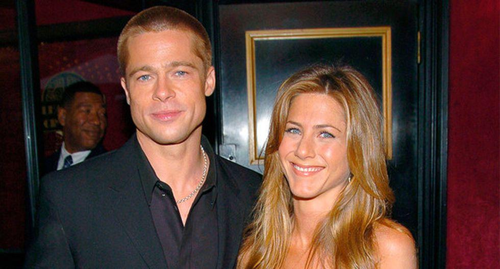 Tras siete años de relación, en enero del 2005, Jennifer Aniston y Brad Pitt anunciaron su separación definitiva; pese a ello, siguen siendo buenos amigos. Aunque muchos tabloides afirman que volvieron (Foto: Agencias)