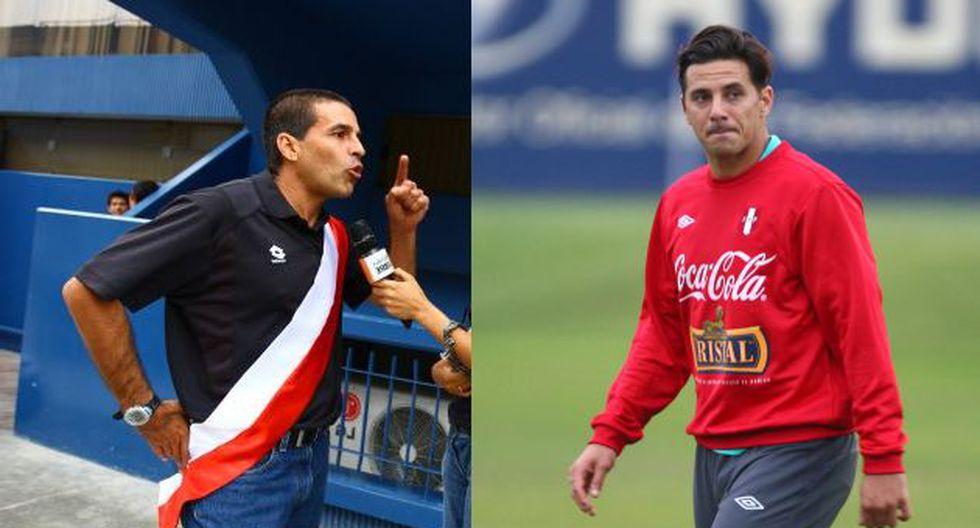 Gonzalo Núñez siempre ha criticado duramente a Claudio Pizarro. (Depor)