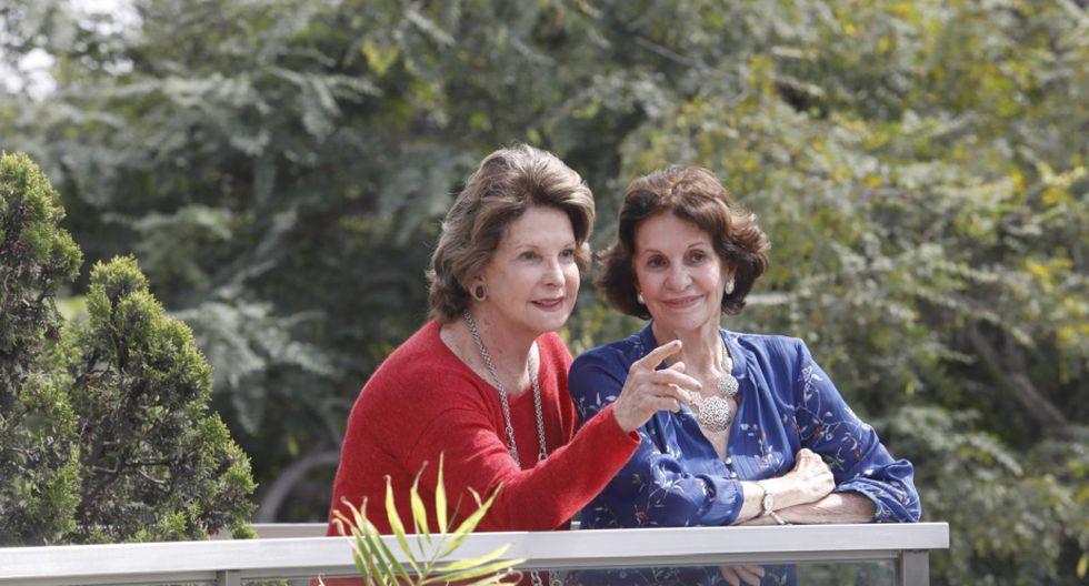 """Gigliana y Rosanna Camusso: """"En la fábrica hicimos la Copa Libertadores"""". (Piko Tamashiro/GEC)"""