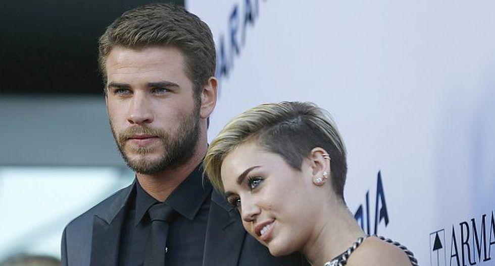 Miley Cyrus terminó su noviazgo. (Reuters)