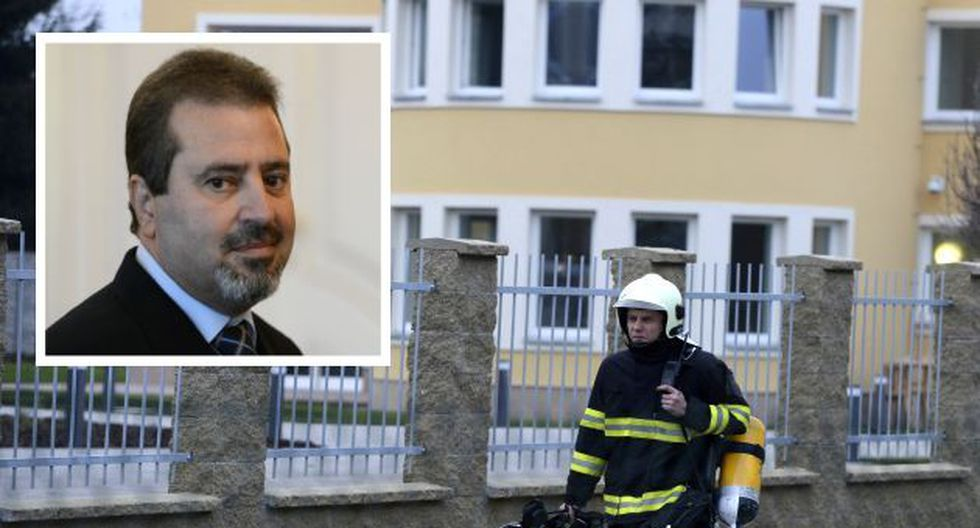Embajador palestino en República Checa muere por explosión en su casa. (AP)