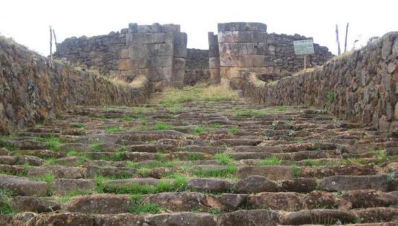 MÁGICO. El complejo arqueológico forma parte del Camino Inca. (Perú21)