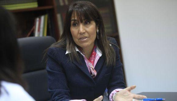Magali Silva indicó que Lima tiene una gran infraestructura hotelera. (USI)