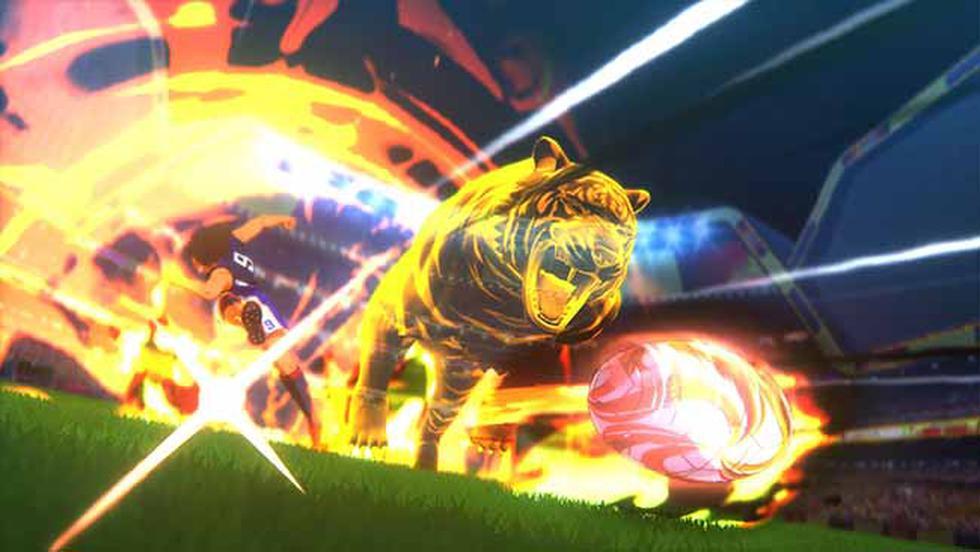 Bandai Namco lanzará 'Captain Tsubasa: Rise of New Champions' para PS4, Nintendo Switch y PC este año.