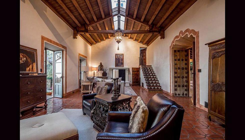 Clint Eastwood pone en venta una de sus más hermosas mansiones. (sothebyshomes.com)