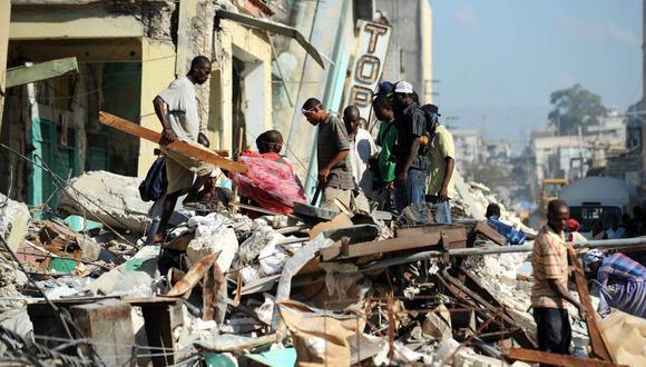 Haití usó dinero destinado a realojar a víctimas del terremoto en polémicos proyectos. (Foto: AFP)