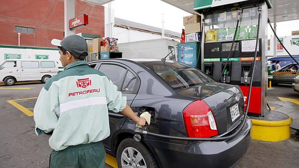 Los combustibles Diesel B5 y GLP envasado no tuvieron variación de precios. (Gestión)
