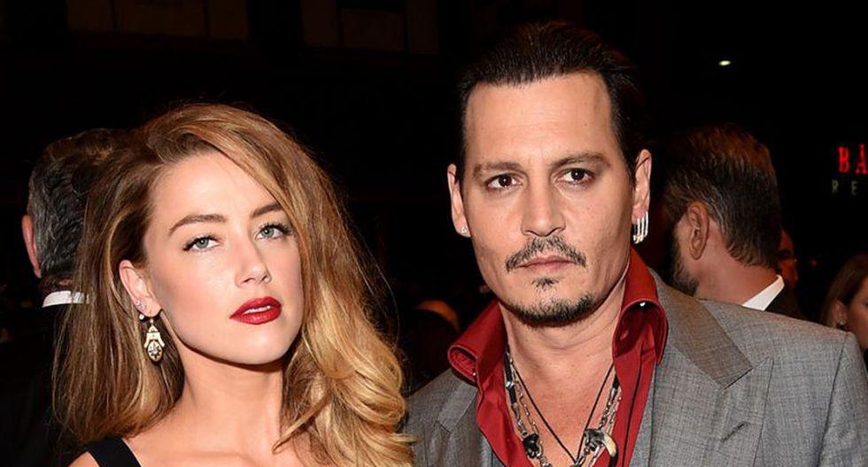 Depp y Heard se conocieron en el set de la película The Rum Diary (2009), se casaron años después y se separaron tras denuncias de violencia física y psicológica (Foto: Instagram)