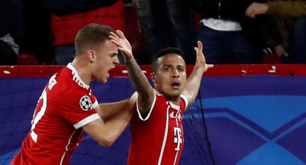 Sevilla está obligado a vencer 2-0 al Bayern en su casa para clasificar a las semifinales de la Champions. (REUTERS)
