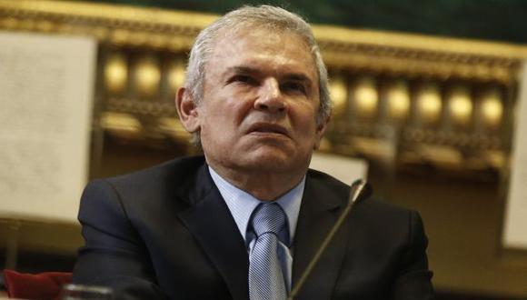 Aprobación del alcalde Luis Castañeda Lossio cayó 13 puntos en noviembre. (Renzo Salazar)