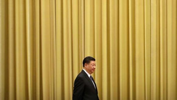 """Xi emitió un discurso para conmemorar el 40° aniversario de la """"Carta a los compatriotas de Taiwán"""", que inició un giro hacia la solución pacífica del conflicto. (Foto: EFE)"""