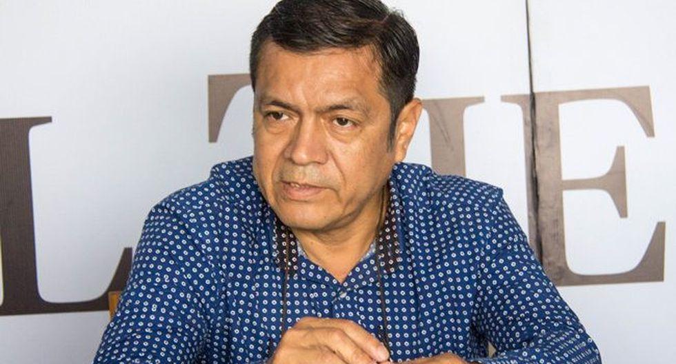Ronny Pasapera Quezada participó en la campaña del gobernador regional de Piura.