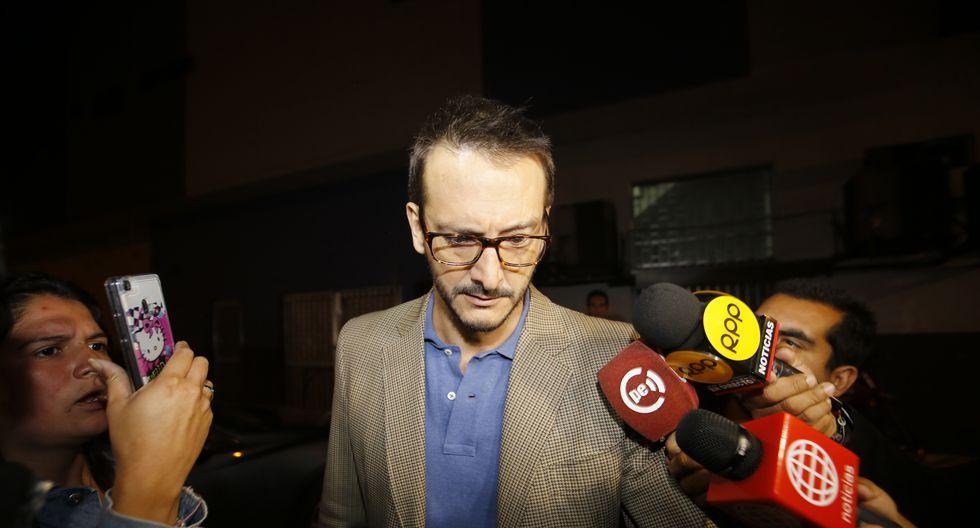 Edu Saettone (El Comercio)