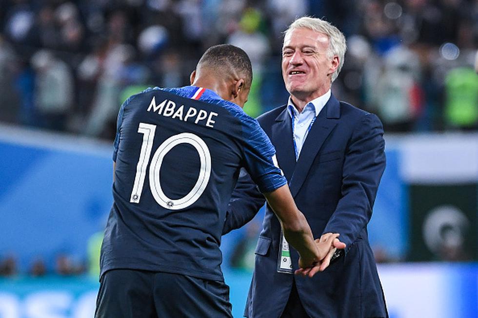 Francia enfrentará a Croacia este domingo, desde las 10:00 de la mañana (hora peruana), en el estadio Luzhniki de Moscú. (GETTY)