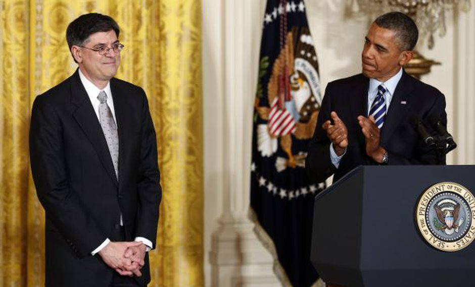 Presidente Obama dijo admirar el buen juicio de Lew. (Reuters)